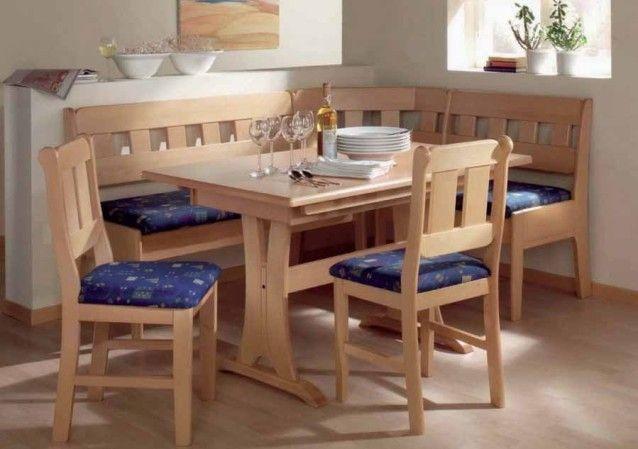 Corner Booth Kitchen Table With Storage Meja Makan Meja Makanan