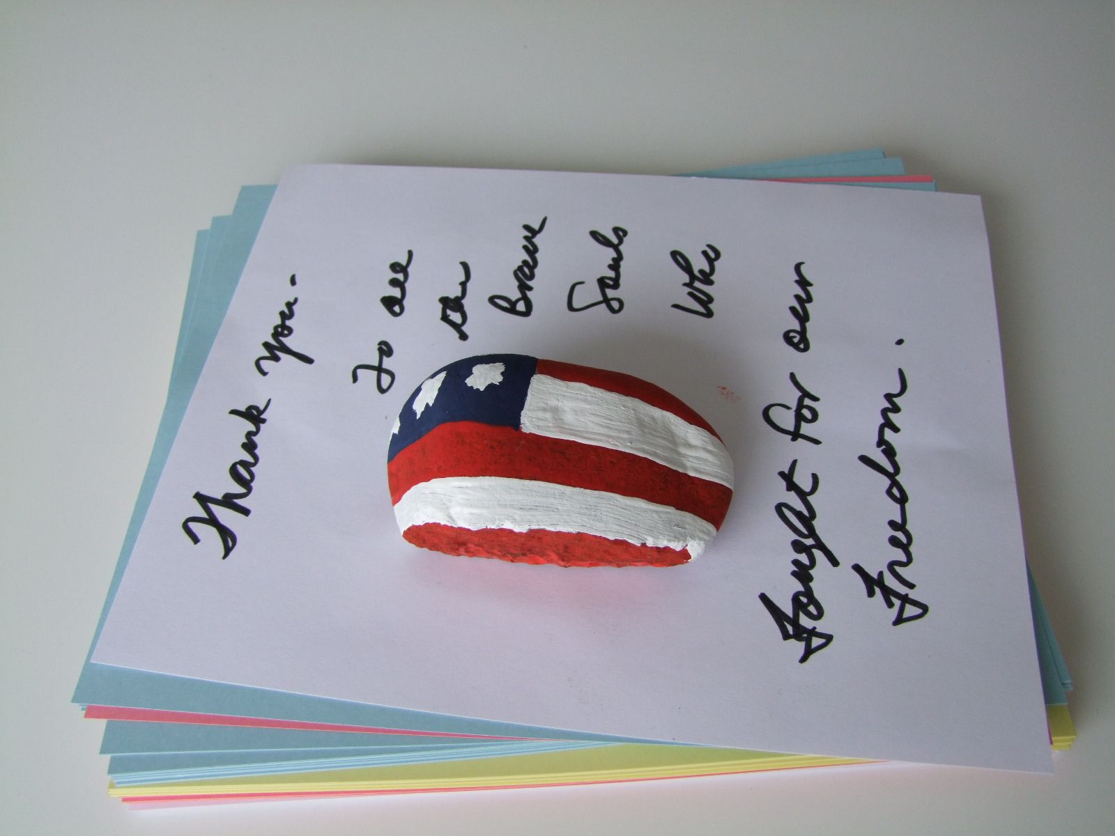 Memorial day craft for kids honor pinterest - Remembrance day craft ideas ...