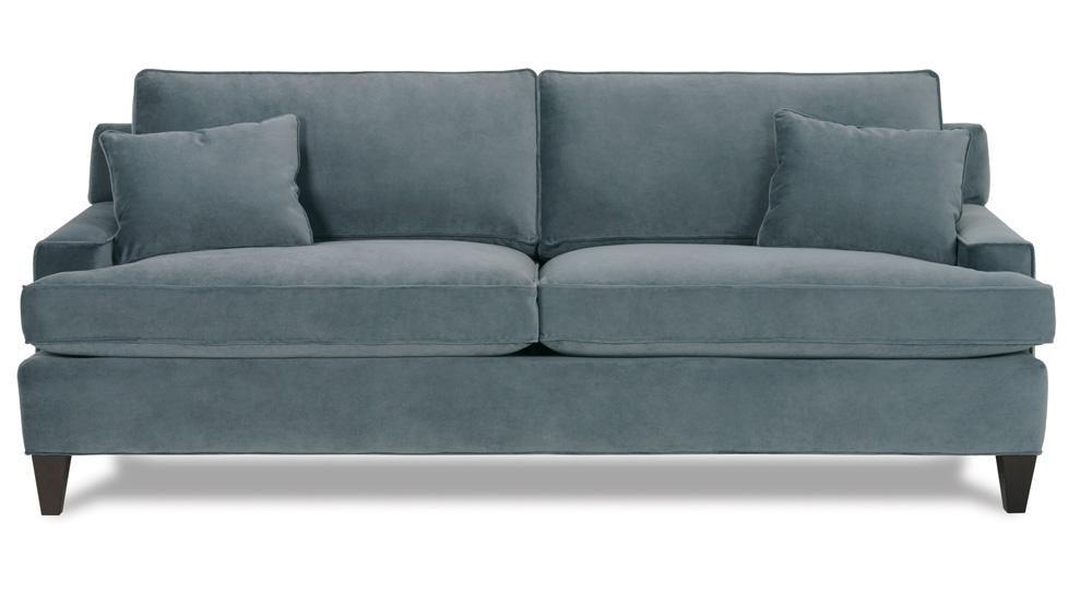 Chelsea 86 Two Down Cushion Sofa Apartment Size Sofa Cushions