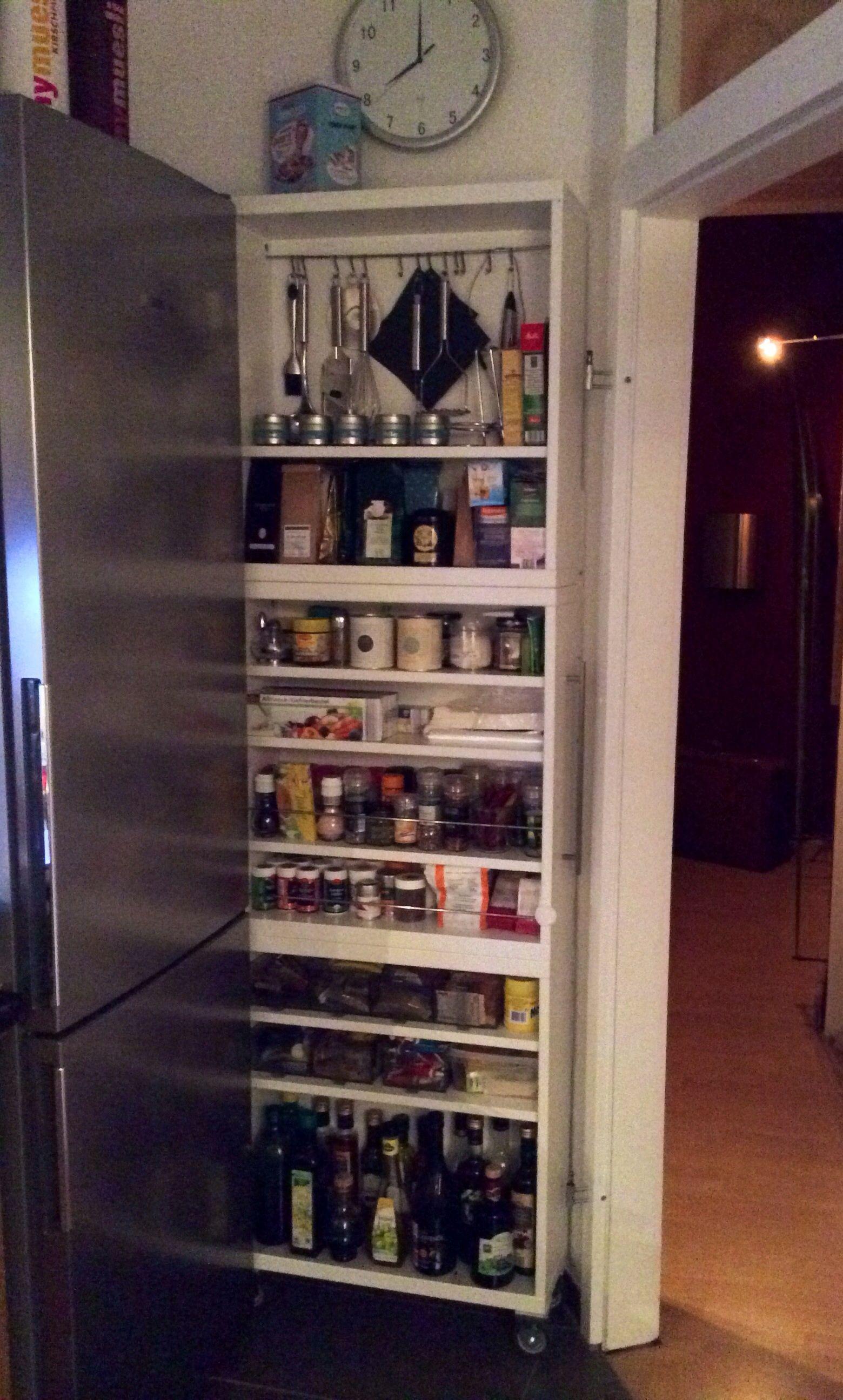 Praktischer Stauraum für die Küche | Keller und Waschküche ...
