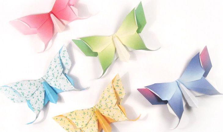 Origami - japanska veština savijanja papira