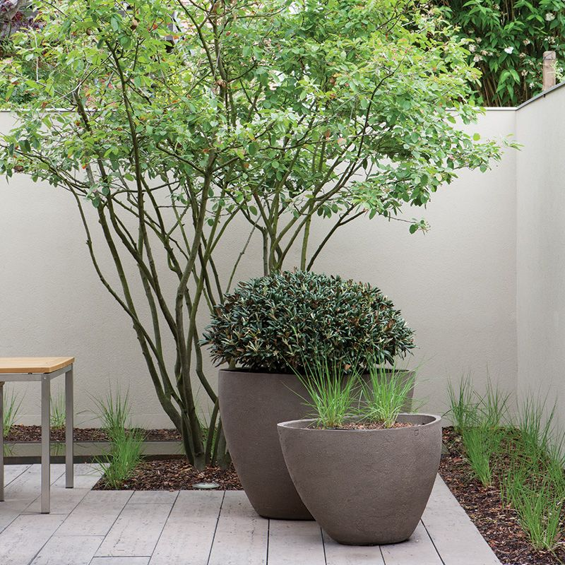 Atelier Vierkant Plantcontainers Pinterest Small