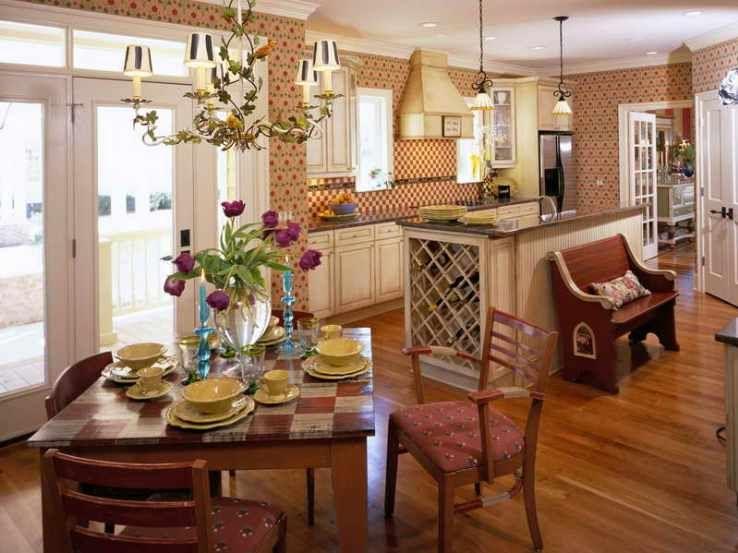 Bucătării rustice case frumoase proiecte de încercat home
