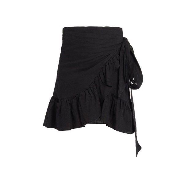 c20cb00b Isabel Marant Étoile Dempster ruffled mini skirt (19,330 INR ...