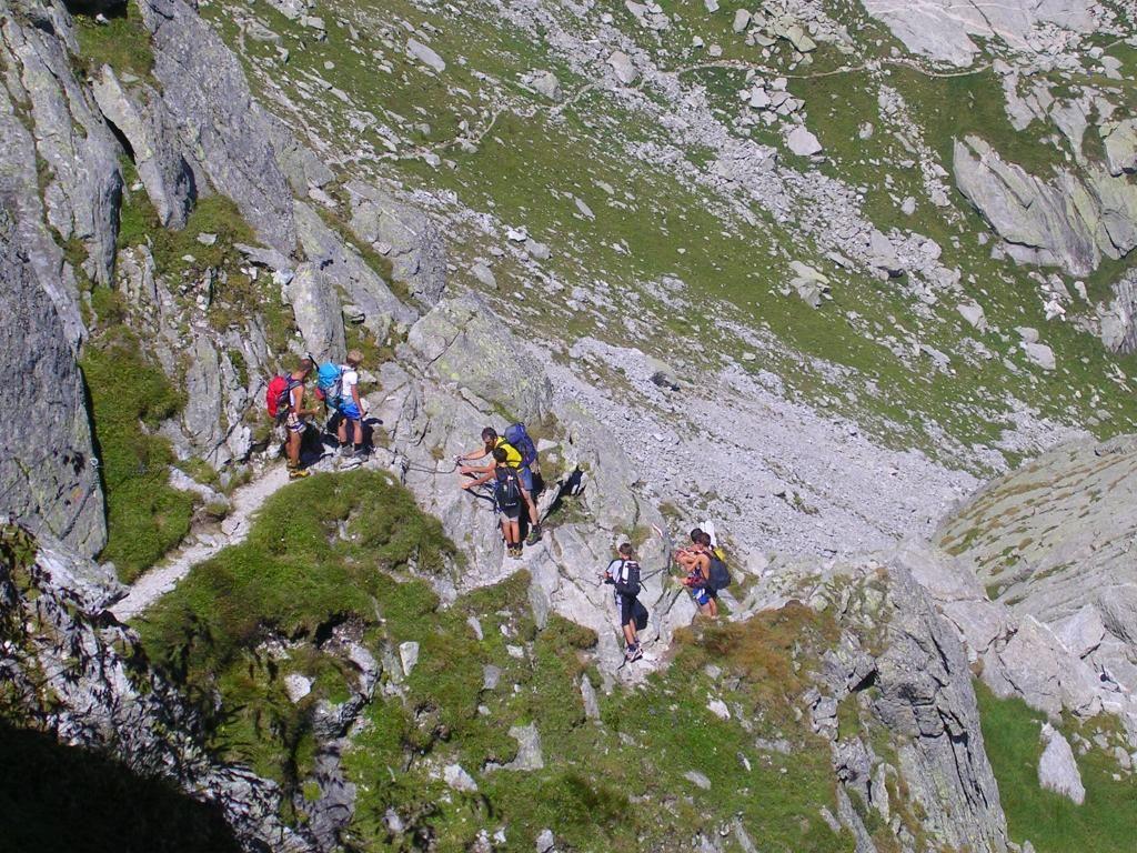 Val Masino - escursionismo - Barbacan (Passo del) da Bagni di ...