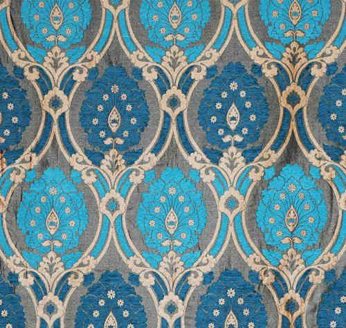 Arabischer Stoff St 22 Bei Ihrem Orient Shop Casa Moro Marokkanischer Stoff Orientalische Stoffe Orientalische Muster