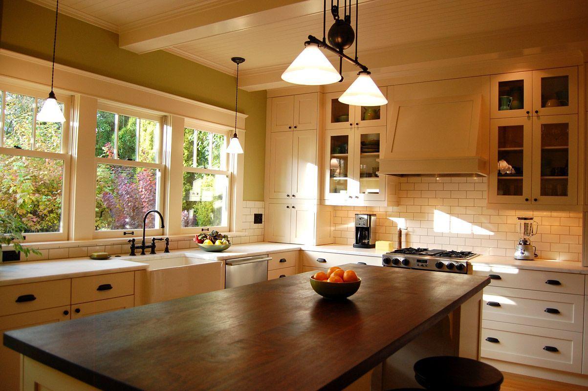 Columbia Cabinets Traditional Design Portfolio Craftsman Kitchen Kitchen Remodel Kitchen Cabinetry
