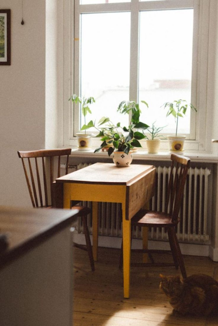 9+ Small Space Breakfast Nook Apartment Inspirations on A Budget ...