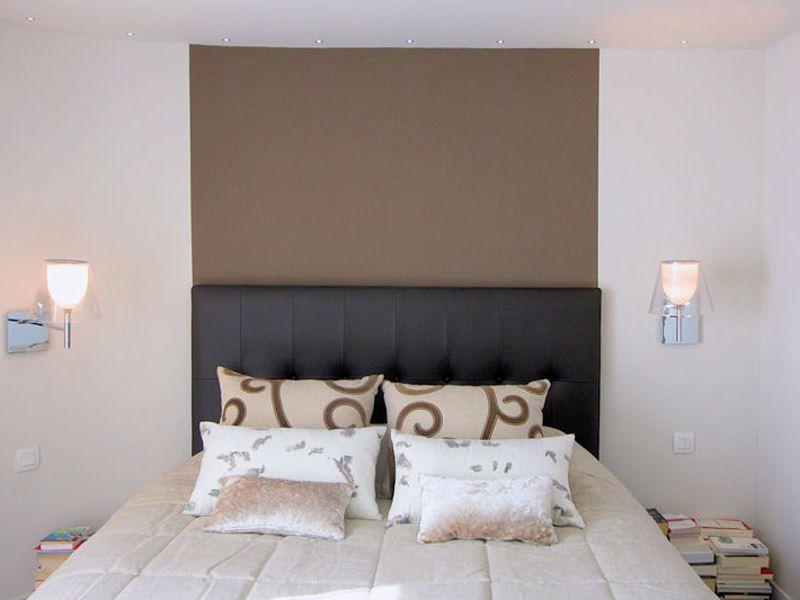 couleur chambre parentale taupe sable gris - Recherche Google - couleur de la chambre