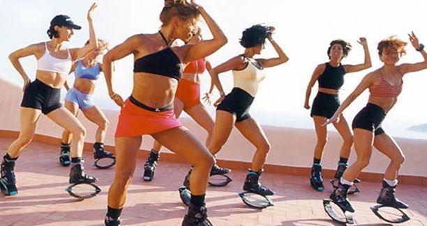 Kangaroo Shoes | Fitness trends, Jump