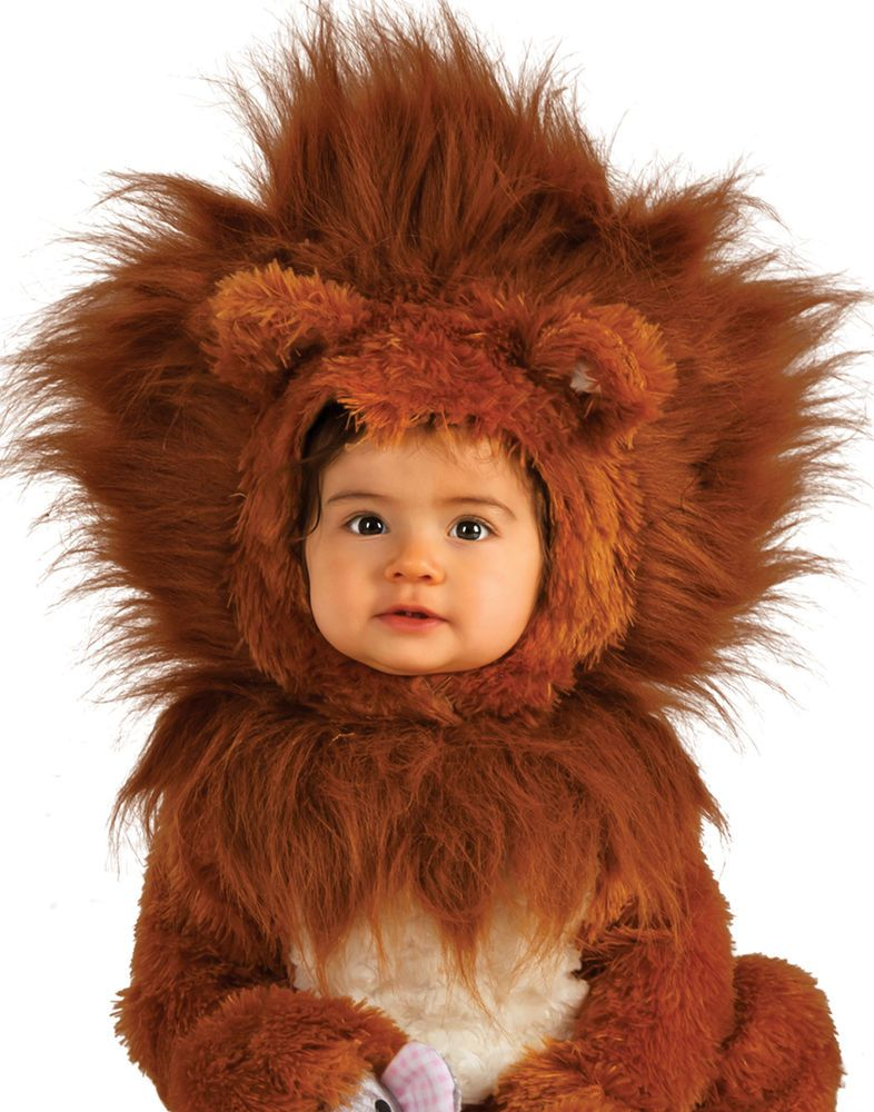 4a6e5f877 Courageous Lion Baby Boy Zoo Infant Newborn Halloween Costume (6-18 months)