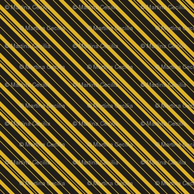 Hufflepuff Stripe