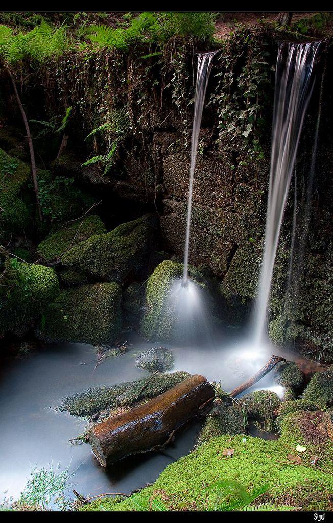 Agua Cayendo Water Falling Beautiful Places Amazing Nature Natural Wonders