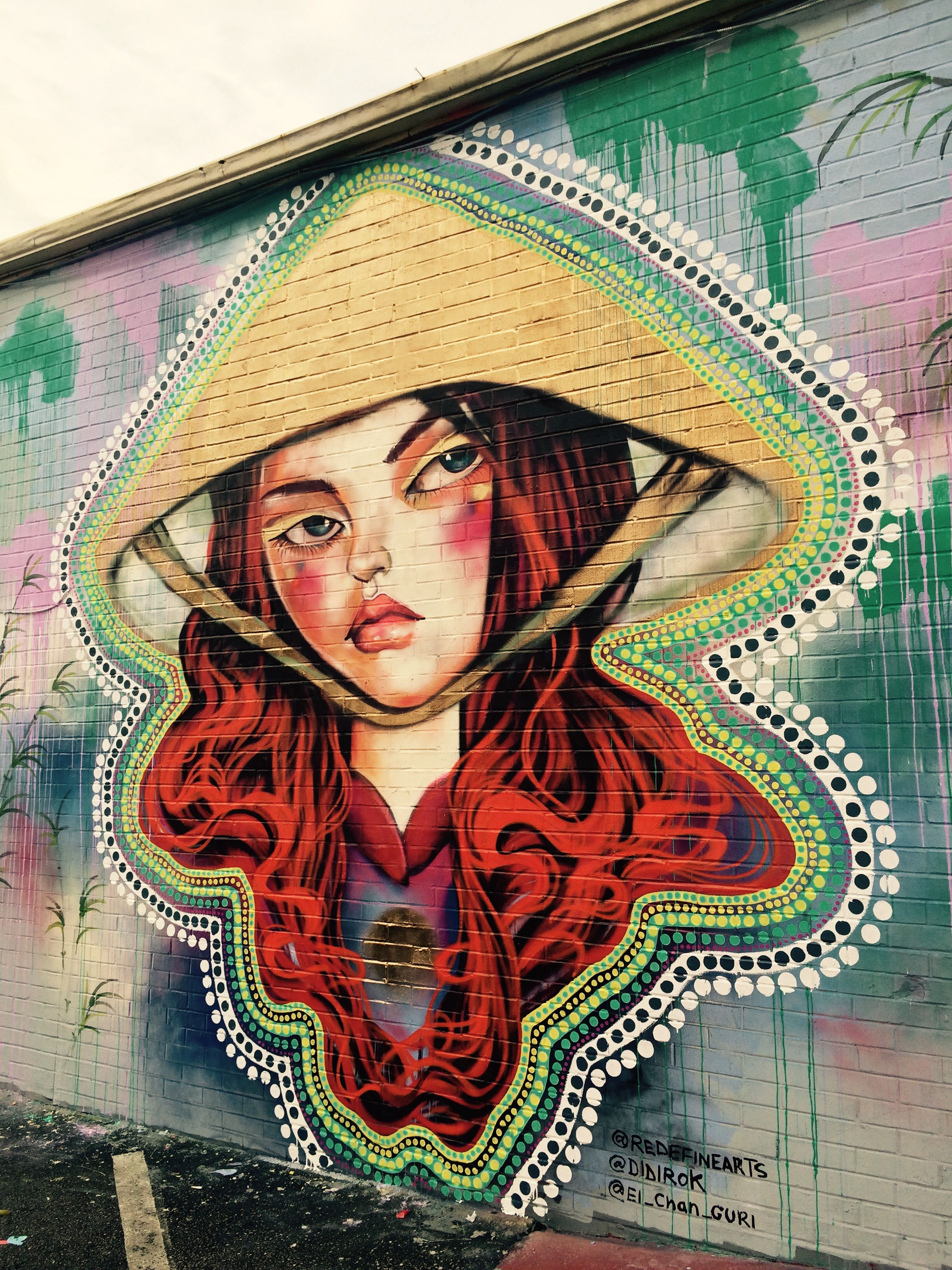 Orlando FL #streetart #orlando #phohoa