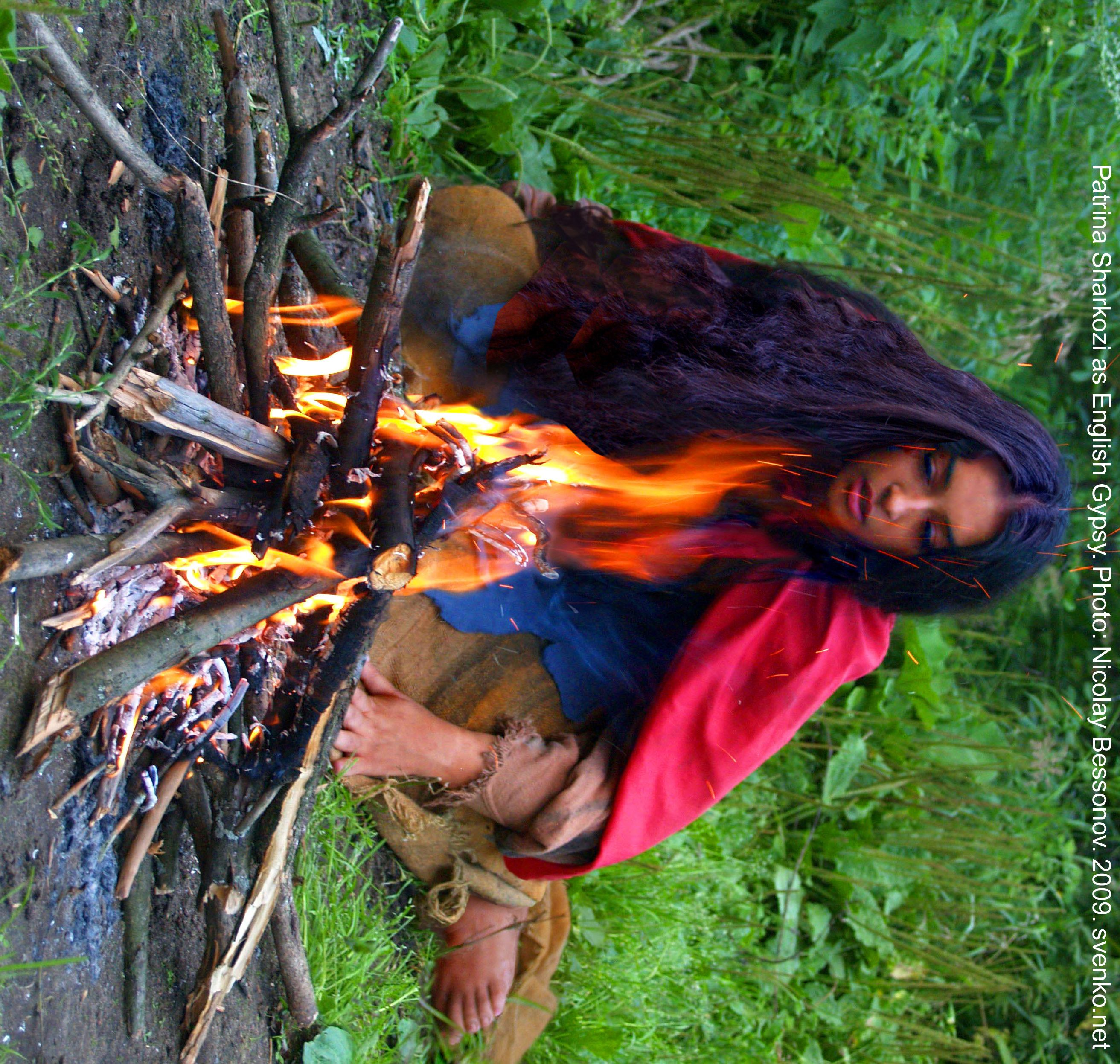 american gypsy girl nude