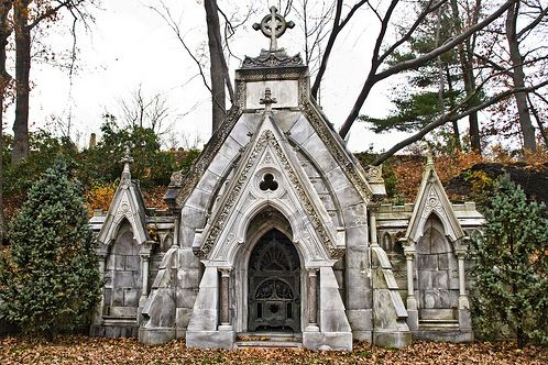 Forest Hills Cemetery, Boston