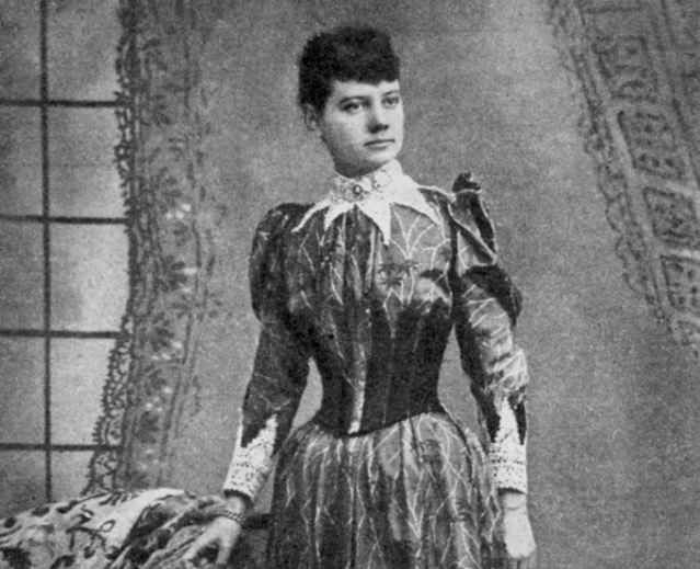 """I have never written a word that did not come from my heart. I never shall.""  Nellie Bly"