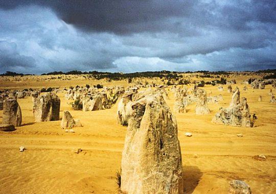 Désert des Pinacles, Australie