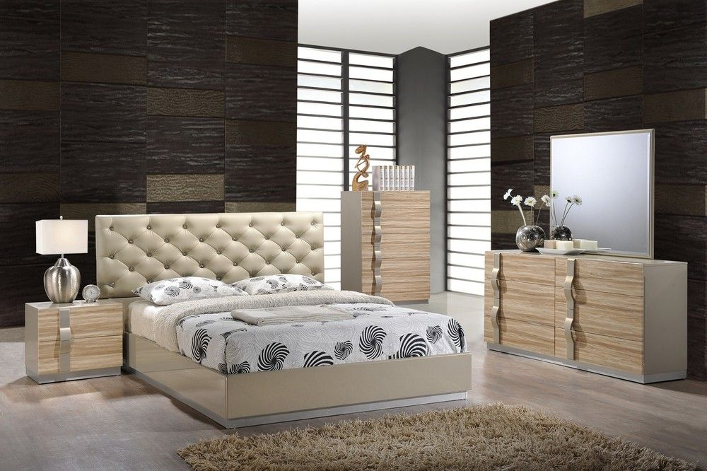 Modern Miami Bedroom Furniture Www Cocofurniture Com