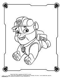 Explore Paw Patrol Coloring Pages And More
