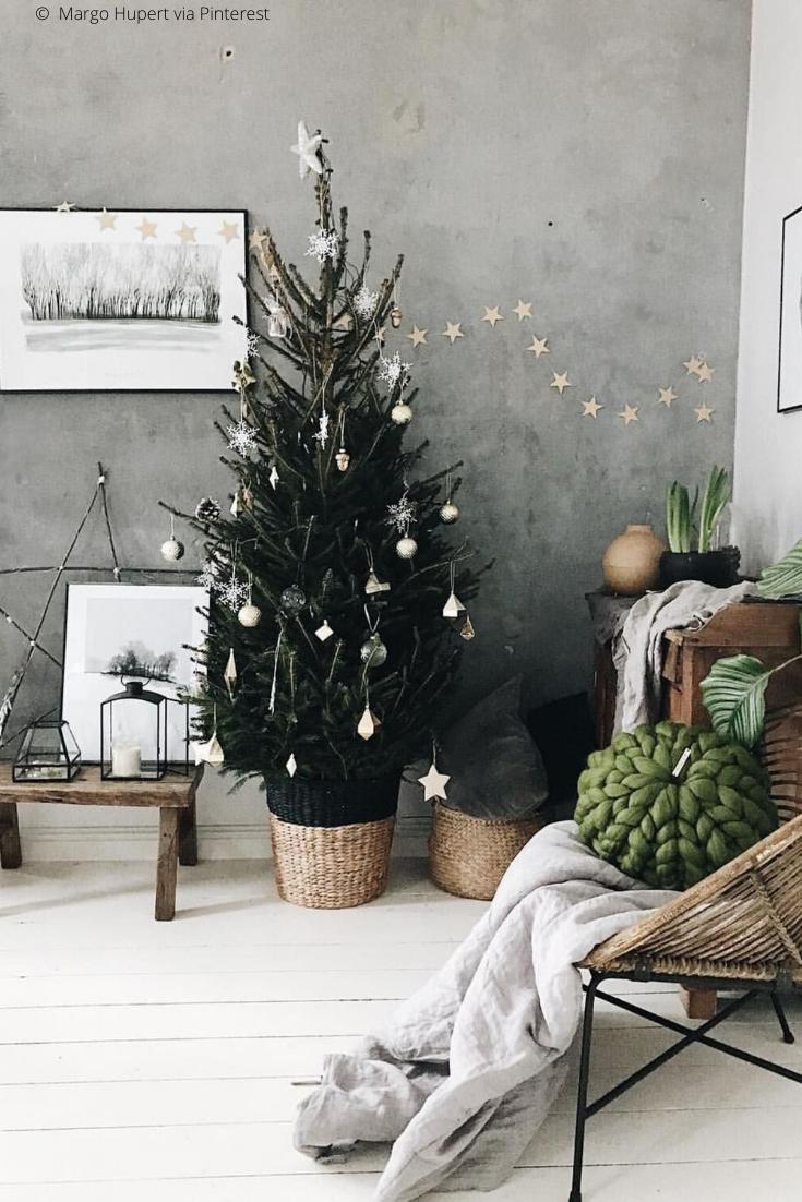 Déco de Noël : salon  Deco noel, Idee deco noel, Décorations de