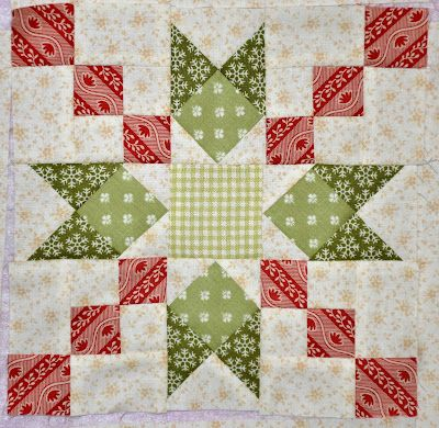 a9880aad0c5 Sew'n Wild Oaks Quilting Blog: Country Charm//what a sweet color combo for  a holiday lap quilt!