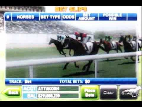 Virtual Horse Racing 3D Reskin Package Virtual horse