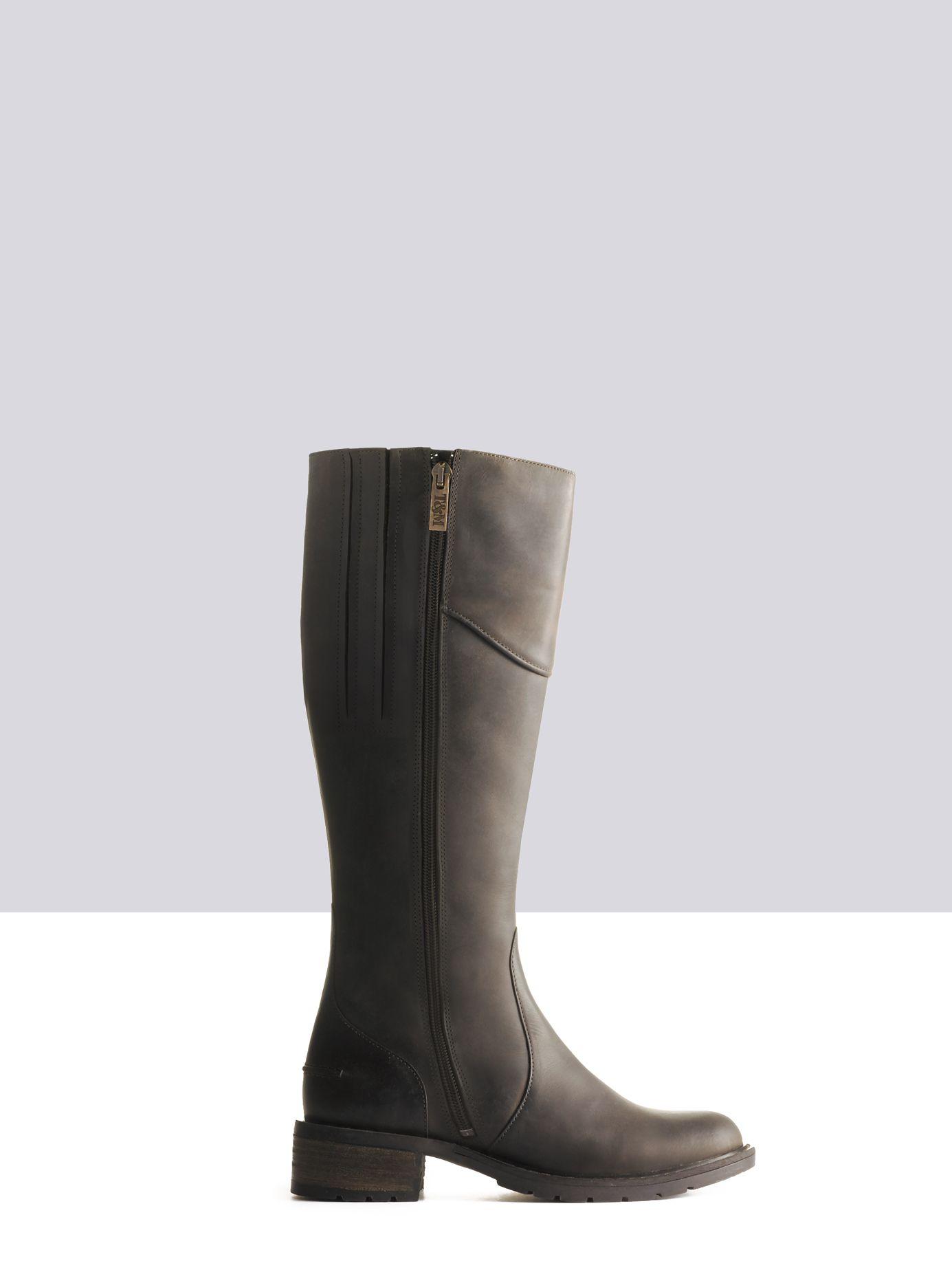 7e14abf9782b Triton Black Nubuck ladies-boots small 2