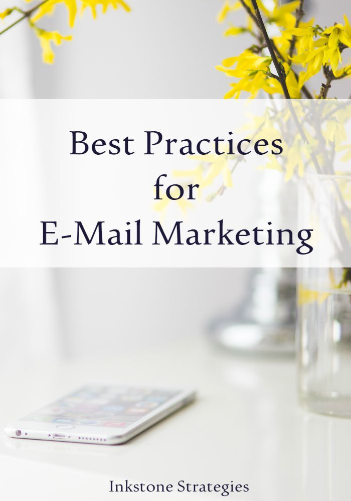 Before you send your next email campaign make sure you check out these email marketing best practices