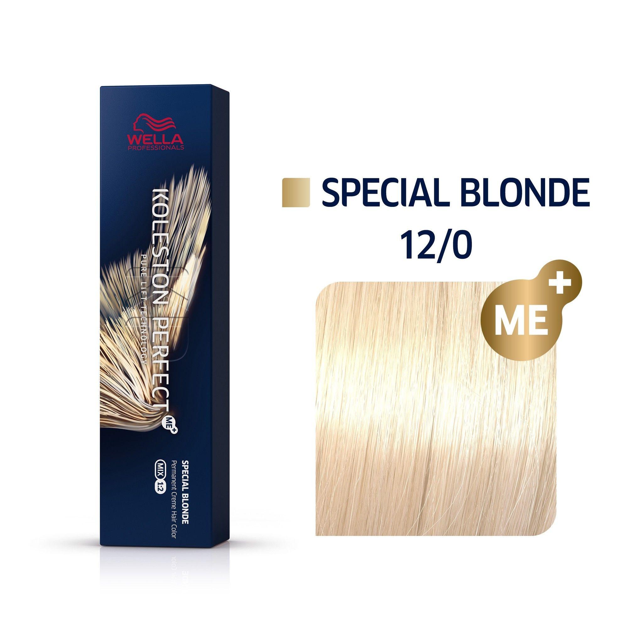 Shop Wella Koleston Perfect Me Pure Naturals 10 0 En 12 0 60ml Online Bij Kapperskorting Com Kapperskorting Com Blond Haarkleur