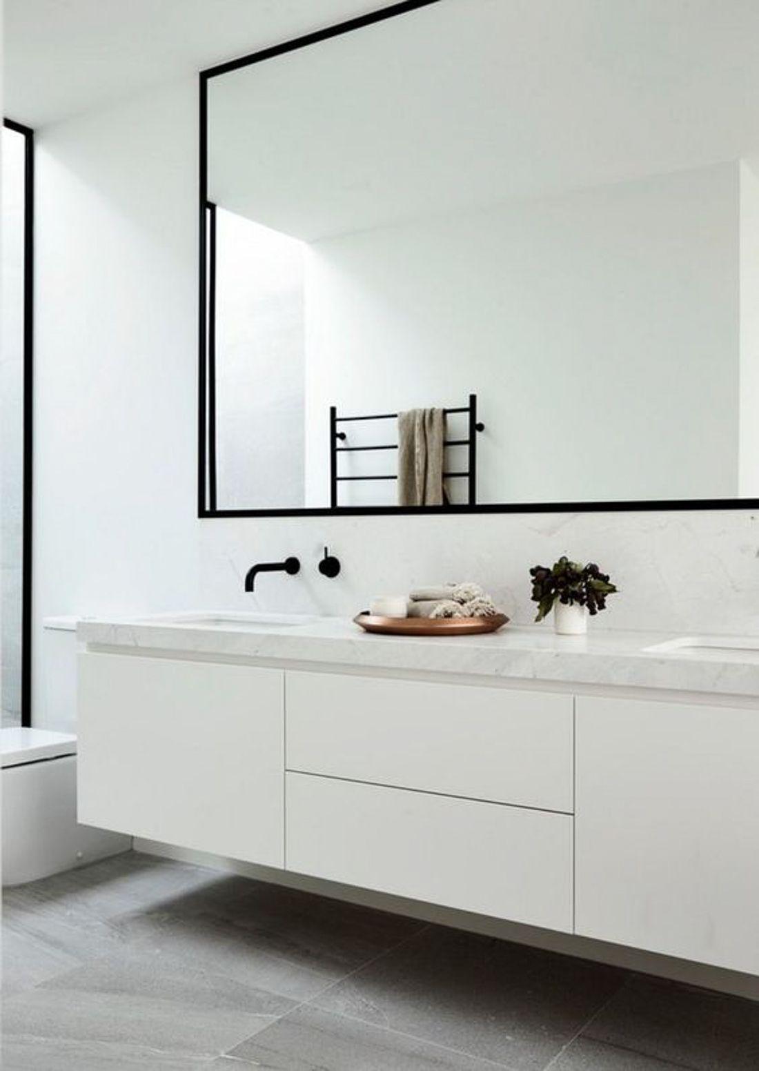 Scandinavianinterior Minimalist Bathroom Bathroom Layout Black Bathroom