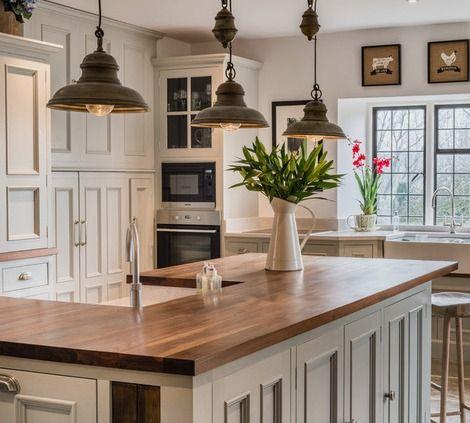kitchen design ideas, remodels & photos | rustic farmhouse