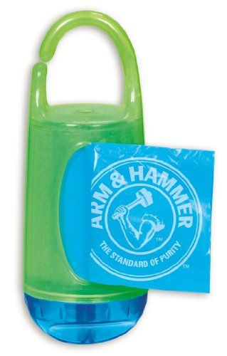 Munchkin Arm And Hammer Diaper Bag Dispenser Colors May Vary