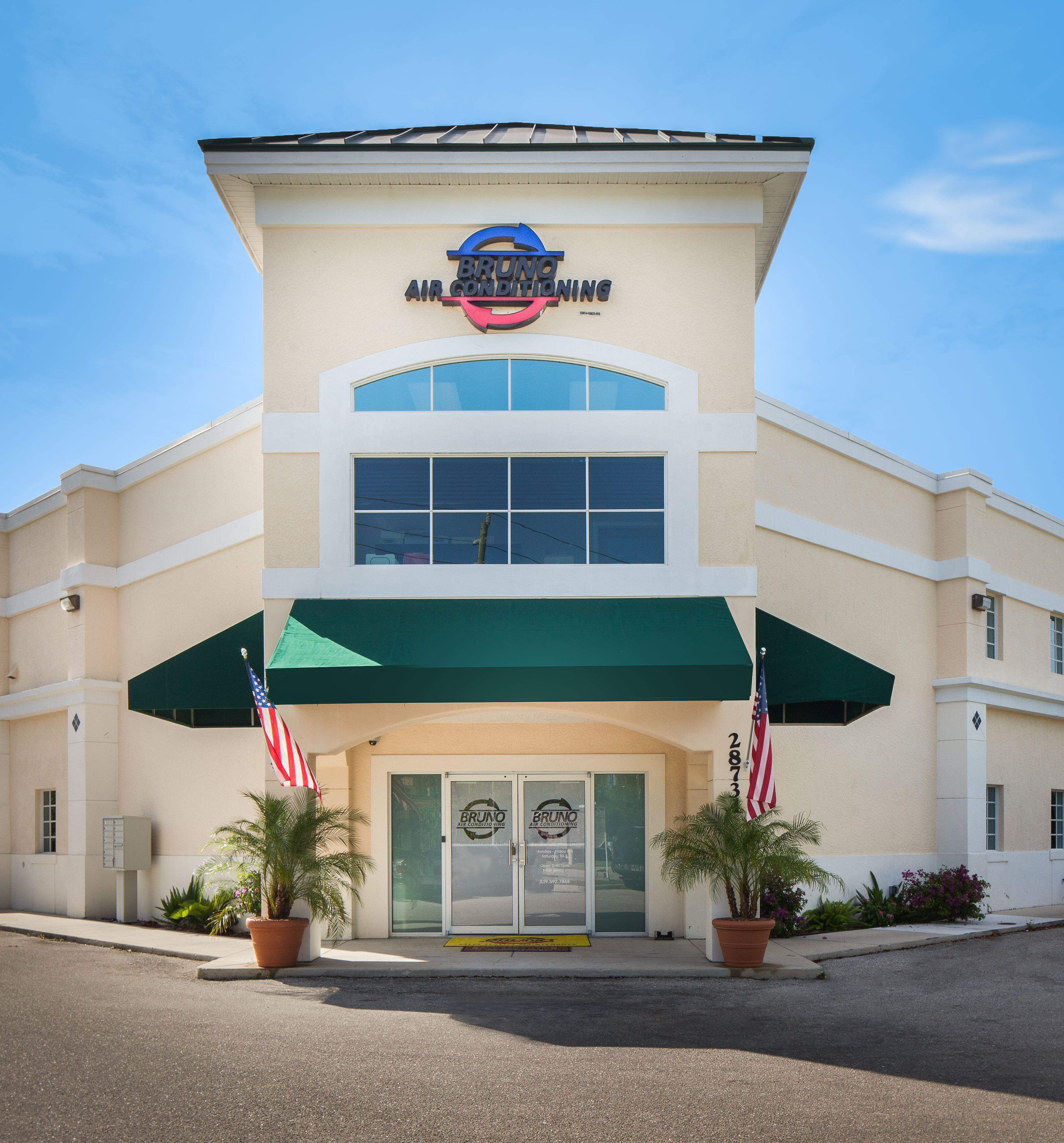 Bruno Air Conditioning Building Bonita Springs, FL