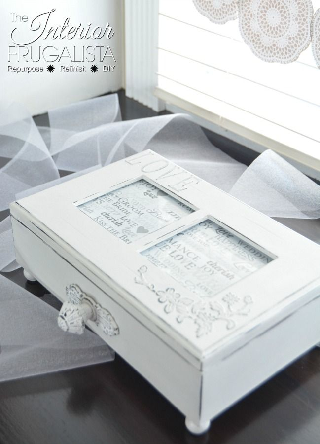 How To Make Cash Wedding Gifts Special Pretty Box Keepsakes And Box