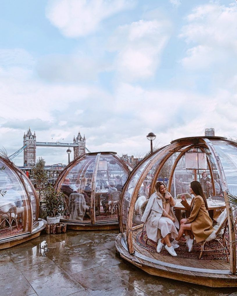 15 Most Instagrammable Places in London