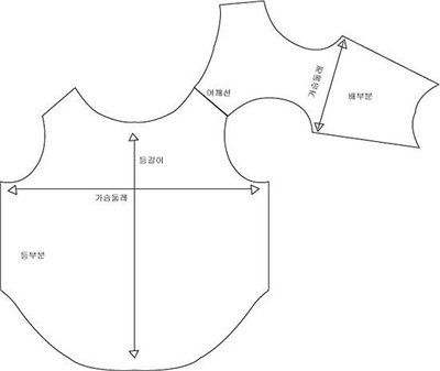 Divine image with regard to free printable sewing patterns for dog clothes