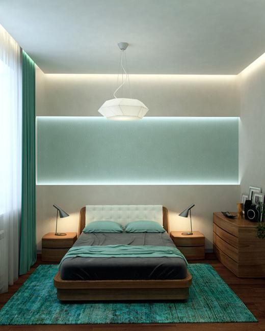 New Interior Design Bedroom: Modern Lighting Design Trends 2016 Revolutionize Interior