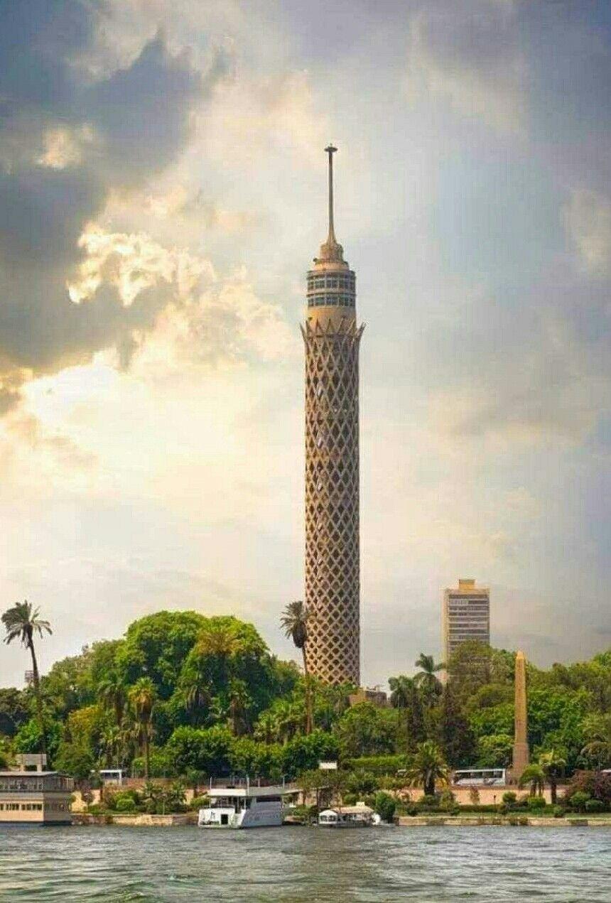 Pin By سعيد عز On خلفيات وطنيه Egypt Landmarks Tower