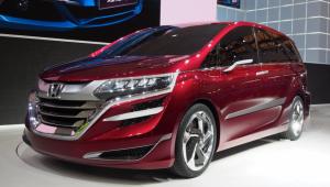 Honda Odyssey 2020 Interior Picture Dengan Gambar