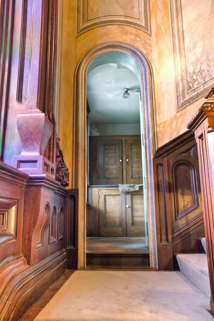 Hay House Macon GA | by James Davidson. The Secret Room!