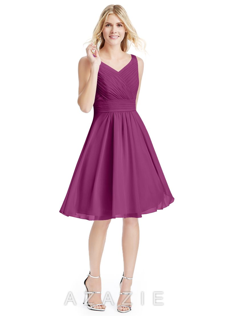 Shop Azazie Bridesmaid Dress - Grace in Chiffon. Find the perfect ...