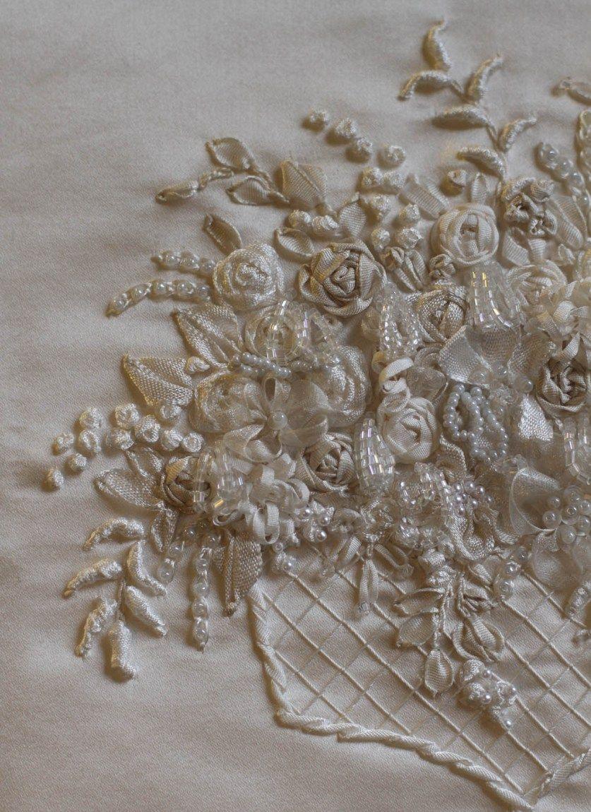 Colette Komm silk ribbon embroidery 2