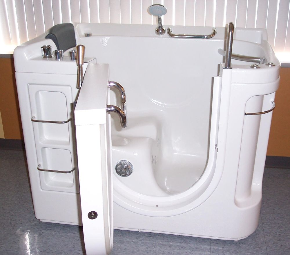 Walk-in Bathtubs for us old people! | For the Home | Pinterest ...
