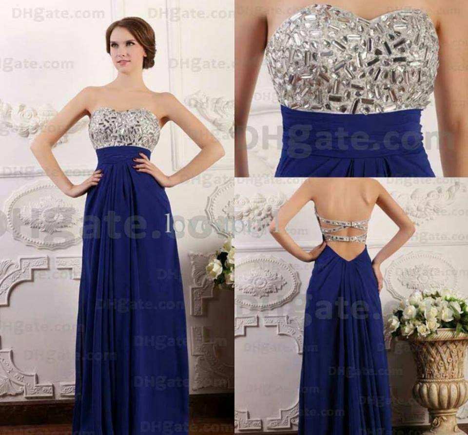 #Blue #DressParty