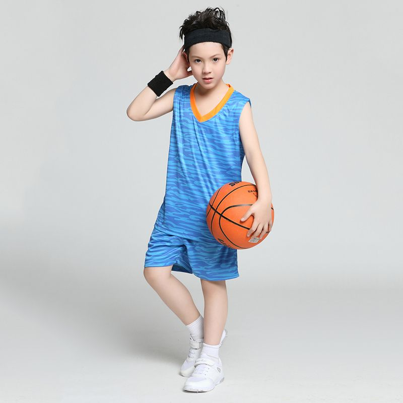 dfa0e996e33 ... Clothing by Samantha Lyman. Boys and Girls Blank Throwback Basketball  Jerseys DIY Customize Printed Youth Kids Basketball Team Uniforms Jerseys