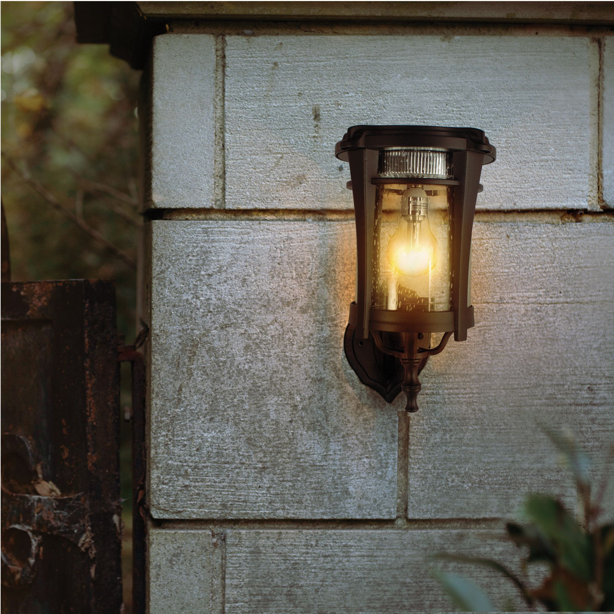 Our Favorite Outdoor Solar Lights Wall Lights Solar Wall Lights Solar Post Lights Solar powered wall mounted lights
