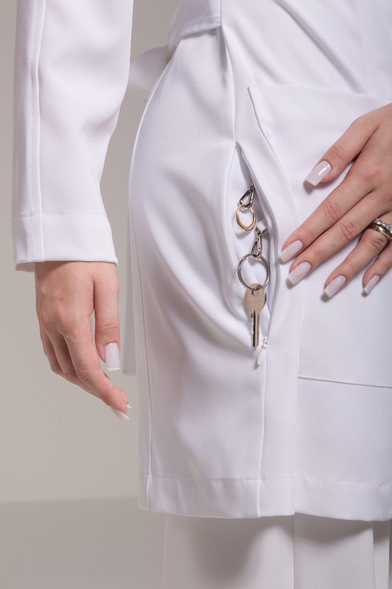 Jaleco Premium Dorothea KL02 | Klinik Jalecos. Premium Lab Coats.