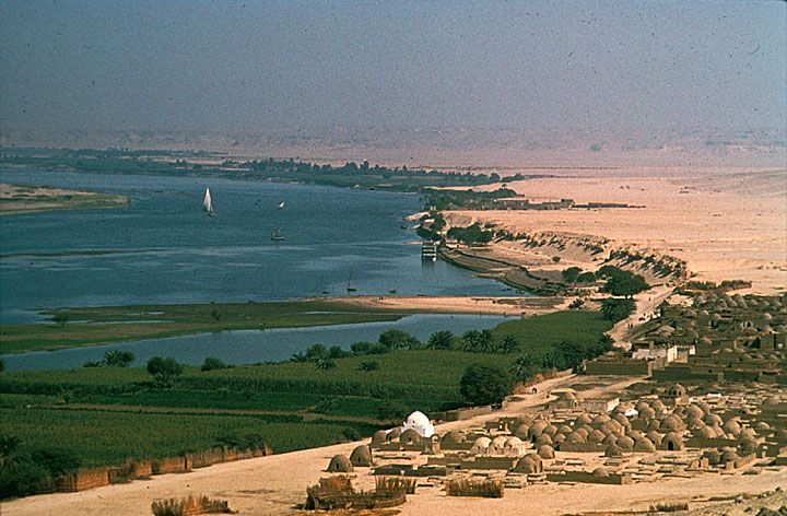 The Town Of Summerville Was Shaken By A Sand Storm Once The Storm - Map of egypt before the sands