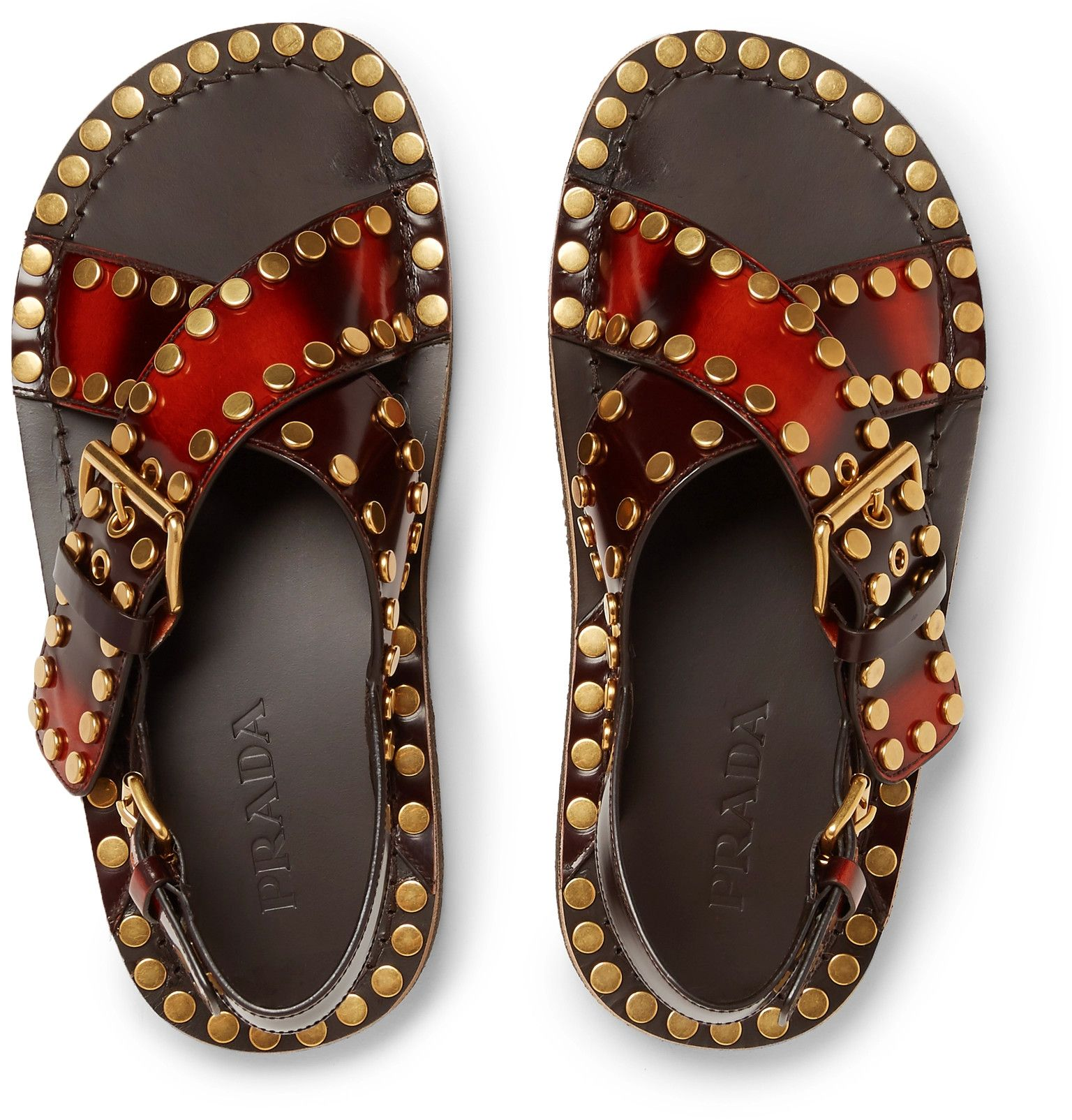 Sandals, Studded sandals, Mens sandals